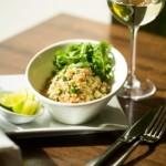 Oriental Style Quinoa Tabouli
