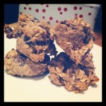 Healthy cookies recipe