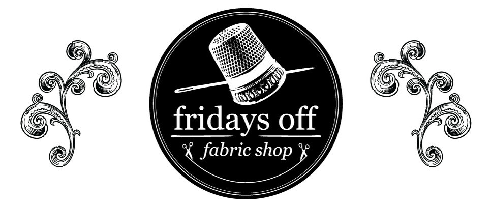 Fridays Off Fabric Shop logo